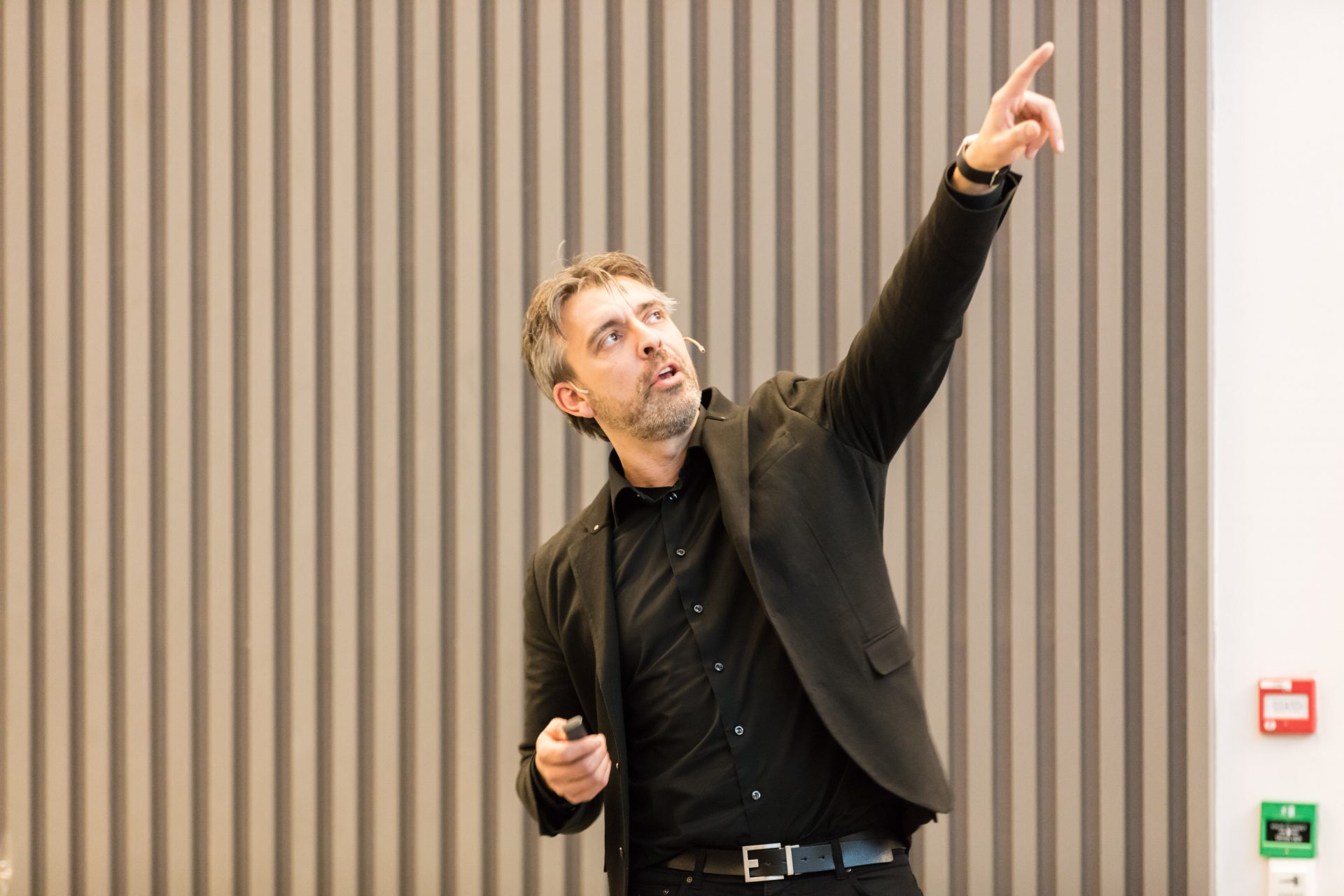 Foredrag Eirik Norman Hansen