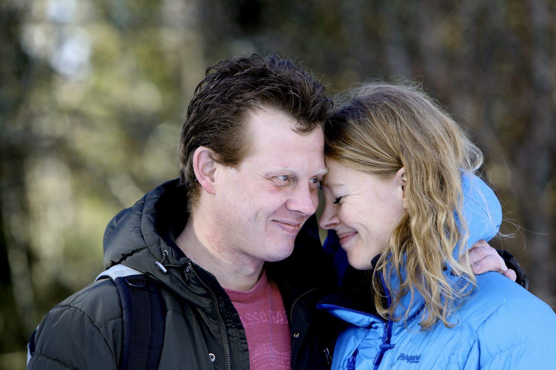 Øivind og Jeanette Flagstad