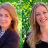Marianne Hafstad og Hege Berg Løkken
