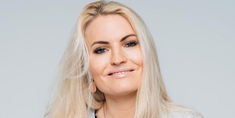 Foredragsholder Isabelle Ringnes