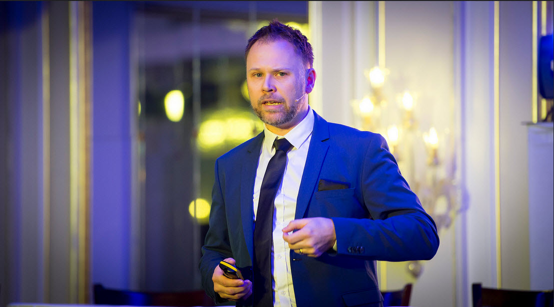 Lars Brockstedt Svendsen